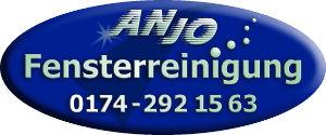 Anjo Fensterreinigung Trittau Logo