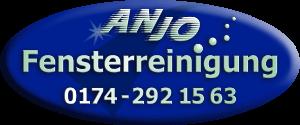 Anjo Fensterreinigung Logo 1